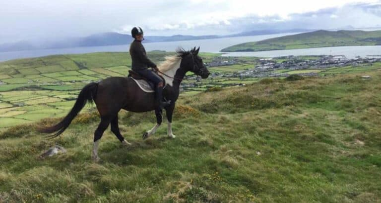 Horse Riding in Dingle