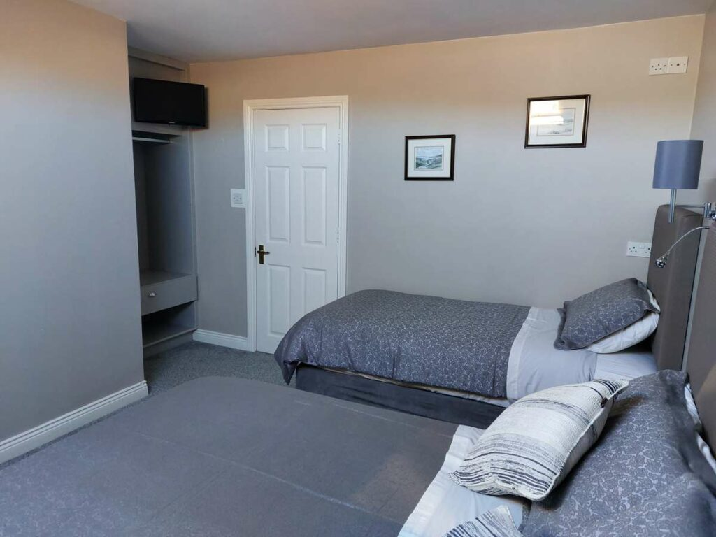 Twin Rooms at Murphy's Bed and Breakfast