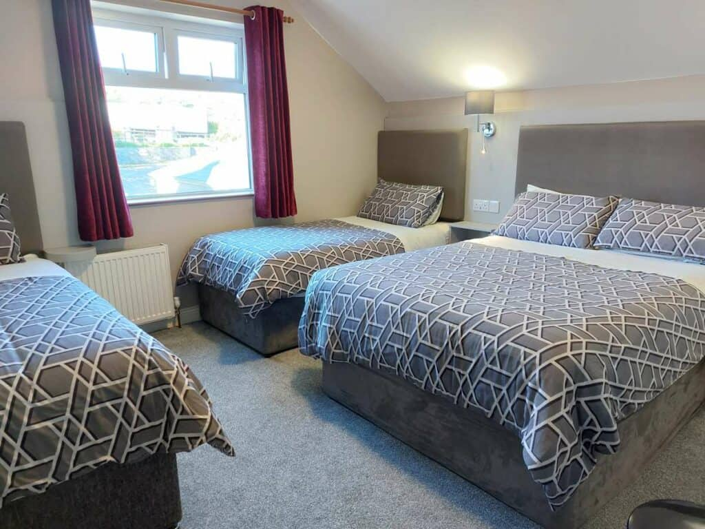 Triple Room: Murphy's Bed and Breakfast Accommodation in Dingle